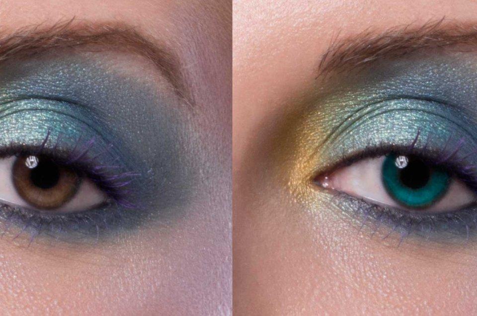 Como cambiar el color de ojos en photoshop
