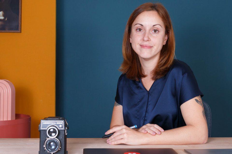 Mentora en mamás fotógrafas